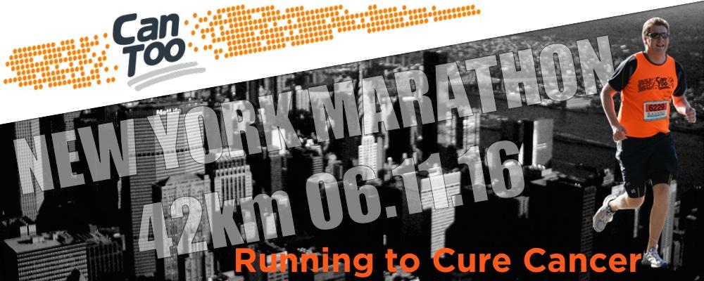 New York Marathon Banner