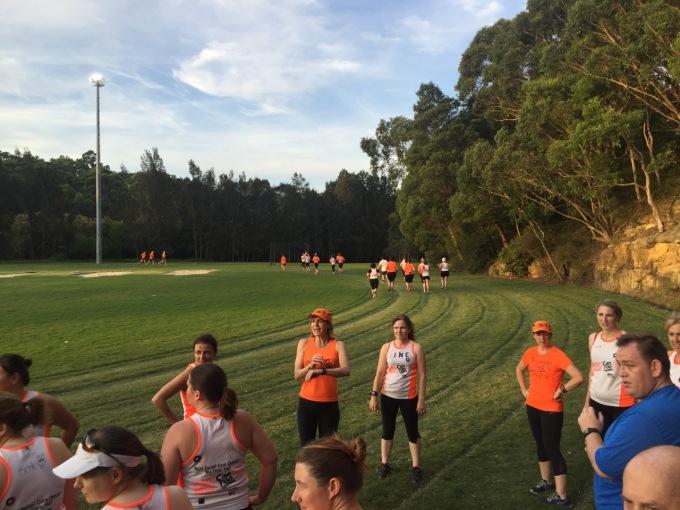 SMH Half Marathon: Week4